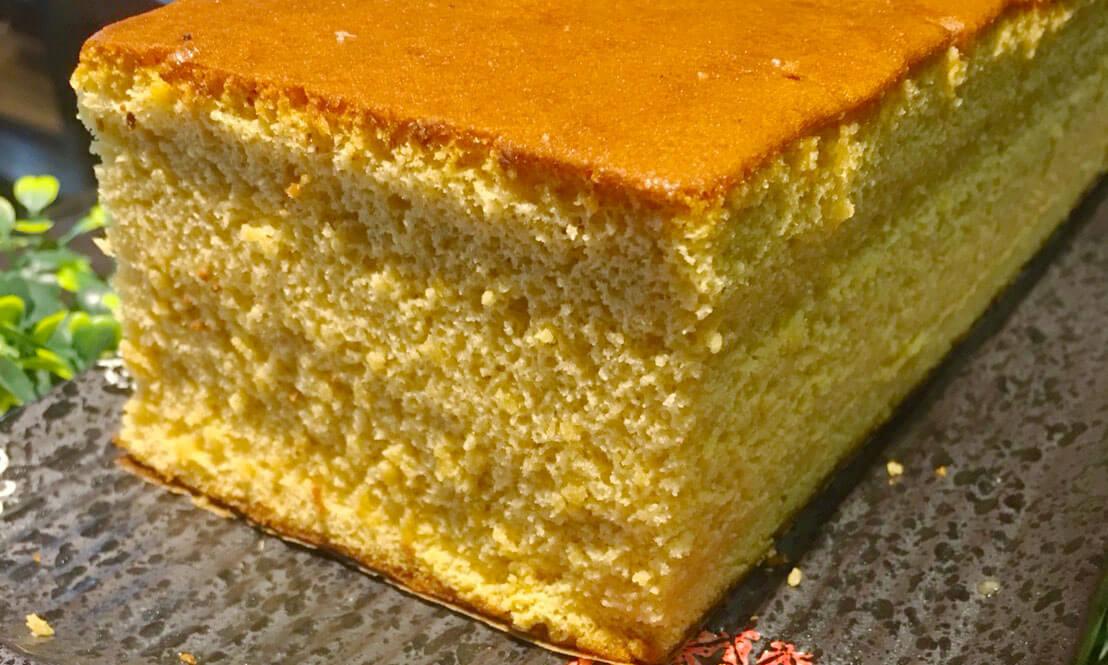 原味長崎蛋糕